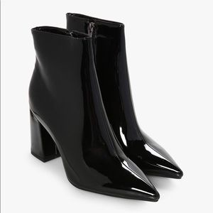71de2bea98a NWT Public Desire Empire Patent Pointed Boot